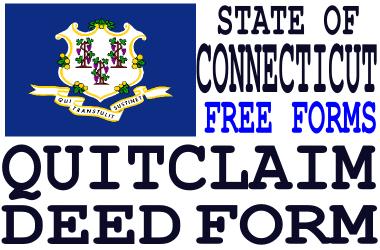 Connecticut quit claim deed form q d f get a free quit connecticut quit claim deed form solutioingenieria Choice Image