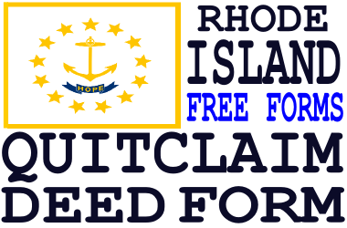 Rhode island quit claim deed form q d f get a free quit rhode island quit claim deed form solutioingenieria Images